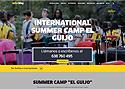 Web Campamento de verano EL GUIJO